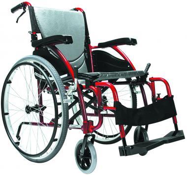 Invalidní vozík mechanický Karma SOMA S-Ergo 115 šíře 46cm