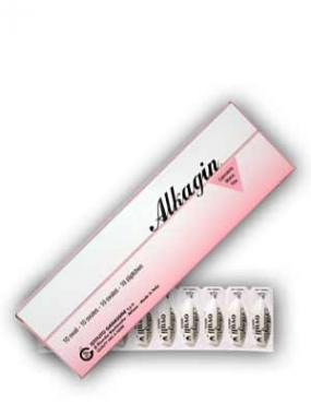 Alkagin Ovuli vaginální čípky 10ks