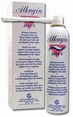 Alkagin Mer intimní izotonický roztok 200ml