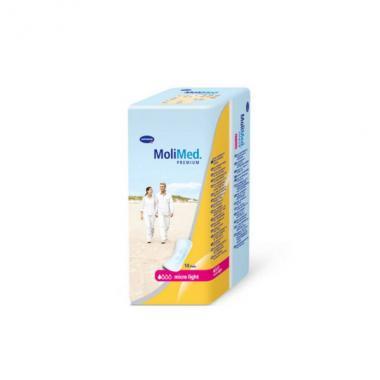 Inkontinenční vložky MoliMed Premium Micro Light 14ks