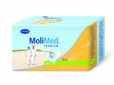 Inkontinenční vložky MoliMed Premium Mini 14ks
