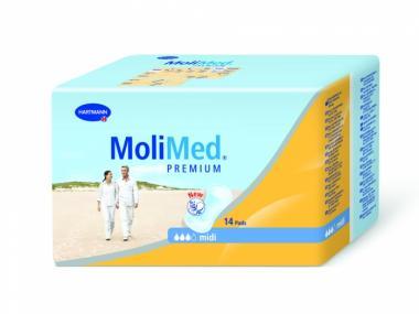 Inkontinenční vložky MoliMed Premium Midi 14ks