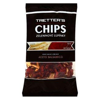 Tretter´s zeleninové Chipsy balsamico 90g bezlepk.