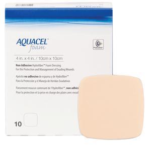 Krytí Aquacel Foam neadhezivní 15x20cm 5ks