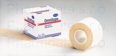 Páska fixační pro taping Omnitape 3.75cm x 10m/1ks