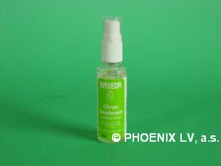 WELEDA Citrusový tělový deodorant 30ml