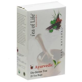 Ajurvédský detoxikační čaj Tea of Life 25x2g