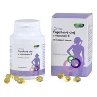 Orissa Pupalkový olej s vitaminem E 90 kapslí