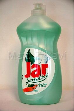 Jar Sensitive 500ml