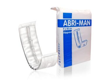 ABRI MAN skládané pleny pro muže 20ks
