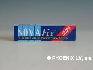 NOVAFIX ULTRA Fix.krém na zubní protézy 50g