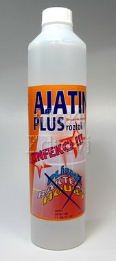 Ajatin Plus roztok 1% 500ml