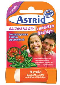 Astrid balzám na rty s měsíčkem lékařským 4.8g