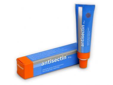 ALTERMED Antisectin 35g zklid.gel po bodn.hmyzem