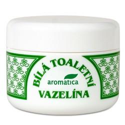 AROMATICA Bílá toaletní vazelína s vitamínem E 100ml
