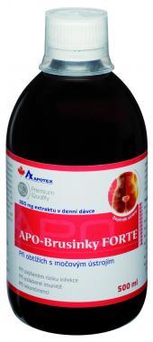 APO-Brusinky FORTE 500ml