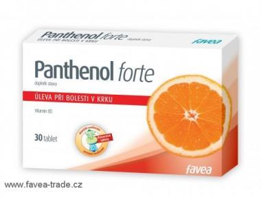 Panthenol forte 30 tablet