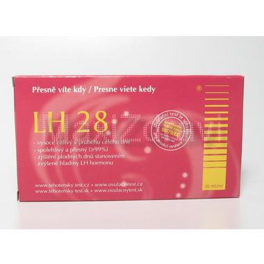 Ovulační test LH 28 kazetový formát