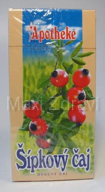 Apotheke Šípek plod čaj 20x2.5g n.s.