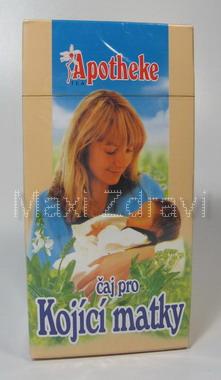 Apotheke Pro kojící maminky čaj 20x1.5g n.s.