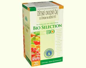 Apotheke BIO Dětský ovocný čaj se šípkem 20x2g
