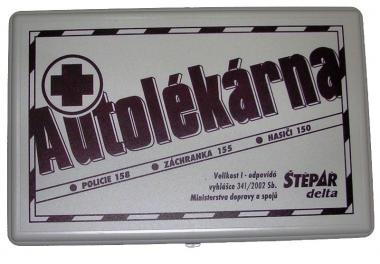 Autolékárna II.-hromadná přeprava 341/2014 Sb.