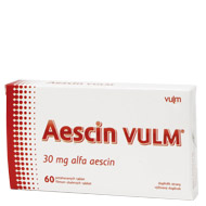 Aescin 30mg 60 tablet