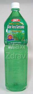 ALOE VERA OKF Natural 1.5l bez cukru