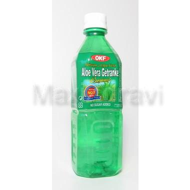 ALOE VERA OKF Natural 500ml bez cukru