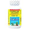 Swiss PUPALKA dvouletá 500mg + vitamín E 90 kapslí