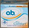 DH tampóny o.b. ProComfort super 8ks