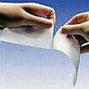 Náplast Omnisilk bílé hedvábí 2.5cm x 5m 1ks