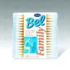 Vatové tyčinky Bel Family 200ks 1876180