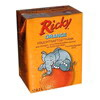 RICKY Pomeranč 20% 0.2l tetrapack + brčko