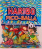 HARIBO Pico Balla 100g gumovitá cukrovinka 501