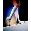 Lonaris Cotton-lýtkové punčochy KTII 4D-ot karamel