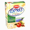 EMCO Expres Ovesná kaše s jablky a skořicí 4x65g